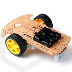 khung robot 2WD